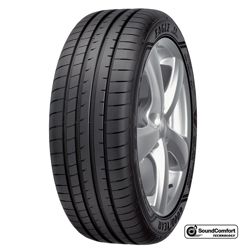Eagle® F1 Asymmetric 3 SoundComfort Technology™, Goodyear