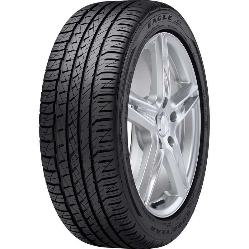 Goodyear Eagle® F1 Asymmetric All-Season SoundComfort Technology®