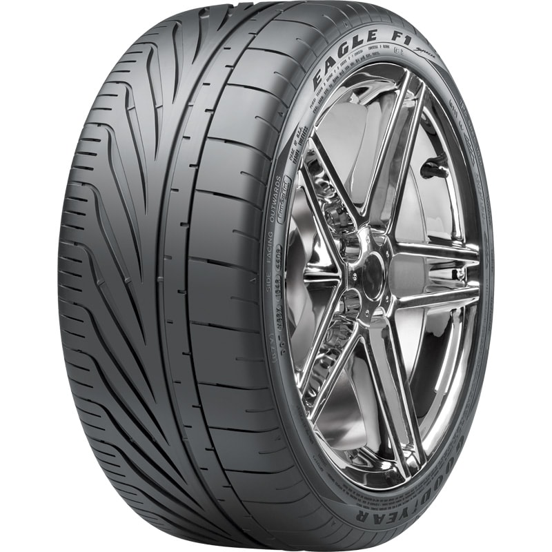 Eagle® F1 SuperCar® G:2 ROF, Goodyear