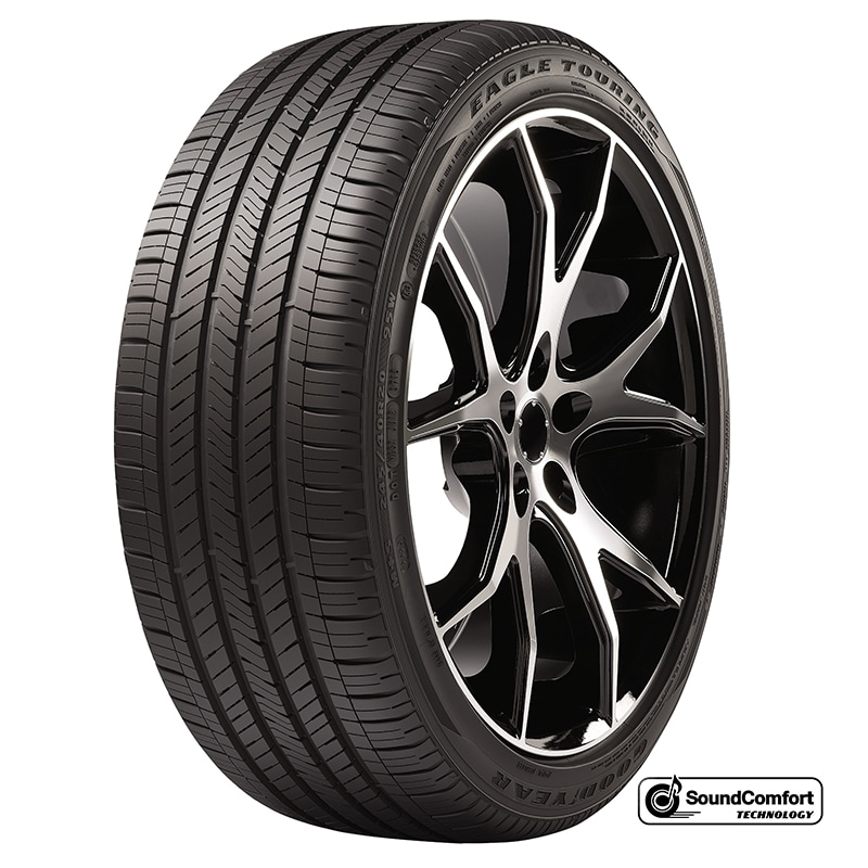 Goodyear Eagle® Touring SoundComfort Technology®