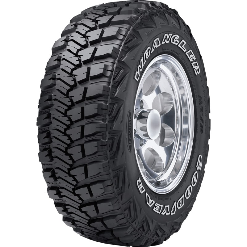 Wrangler MT/R® With Kevlar®, Goodyear